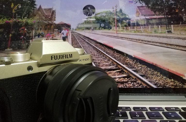 Fujifilm X-T100 Mirrorless Camera User Review