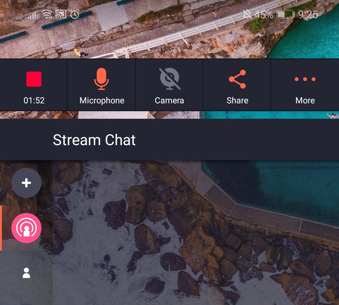 Stop Live Stream In Omlet Arcade