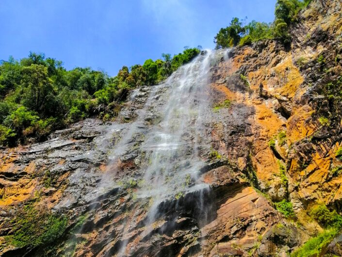 Rainbow Waterfal Sungai Lembing