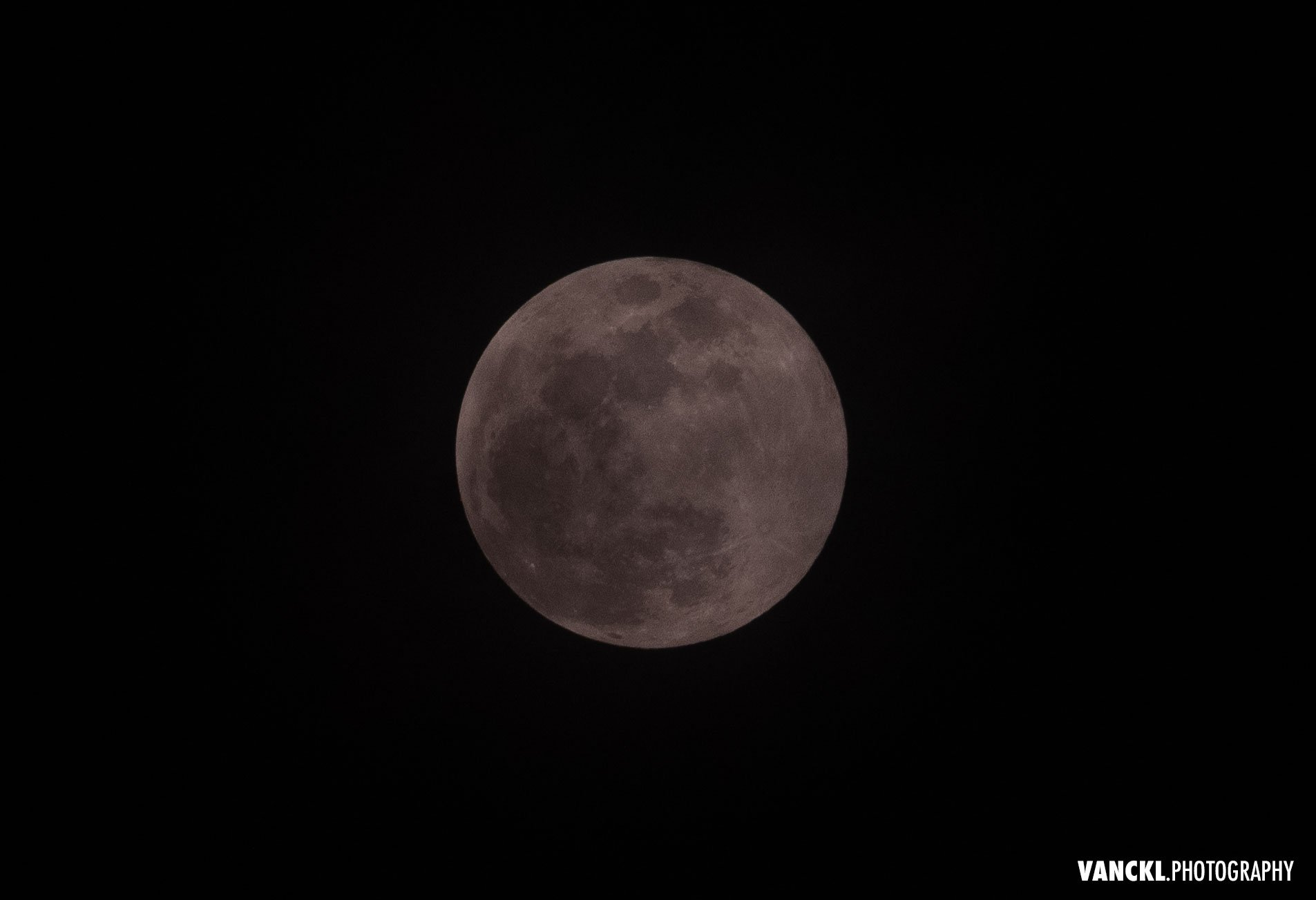 Strawberry Moon June 2020