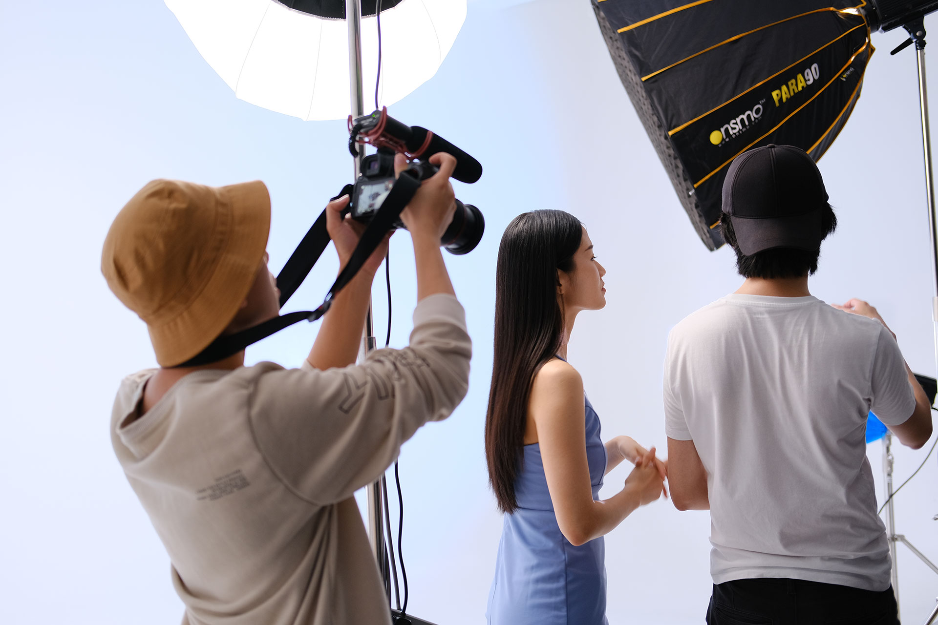 Behind The Scenes Of KL Advertisement