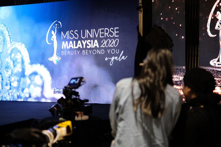 Miss Universe Malaysia 2020 e-Gala with Frost Yaw