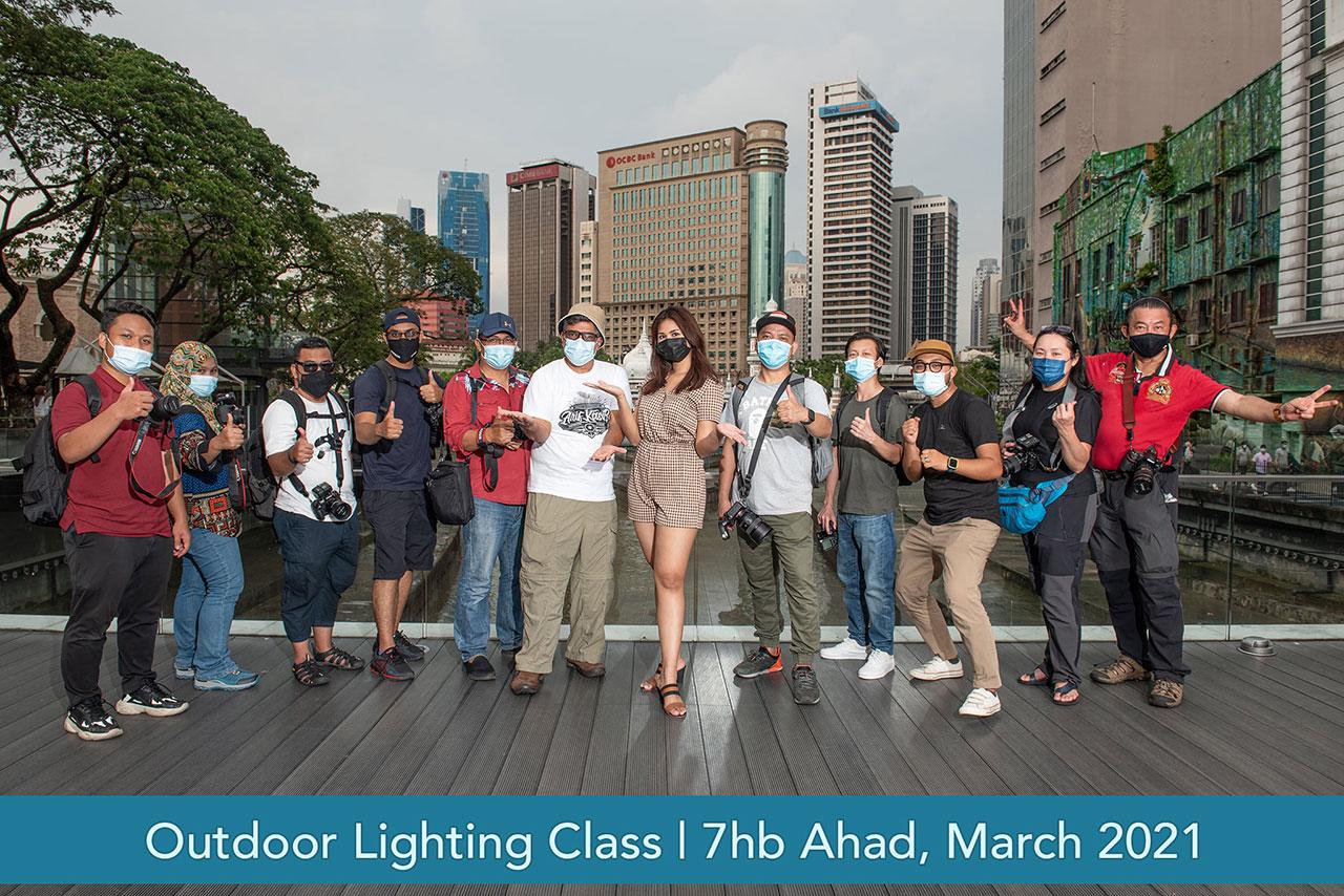 Outdoor Lighting Class KL by Arif Kaser