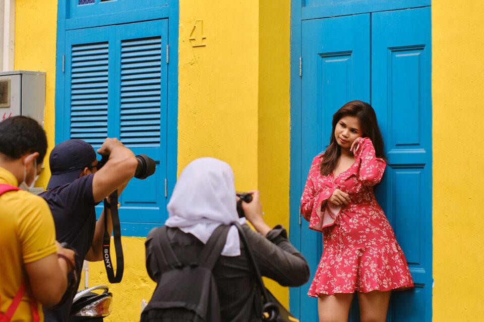 Photography class KL by Arif Kaser