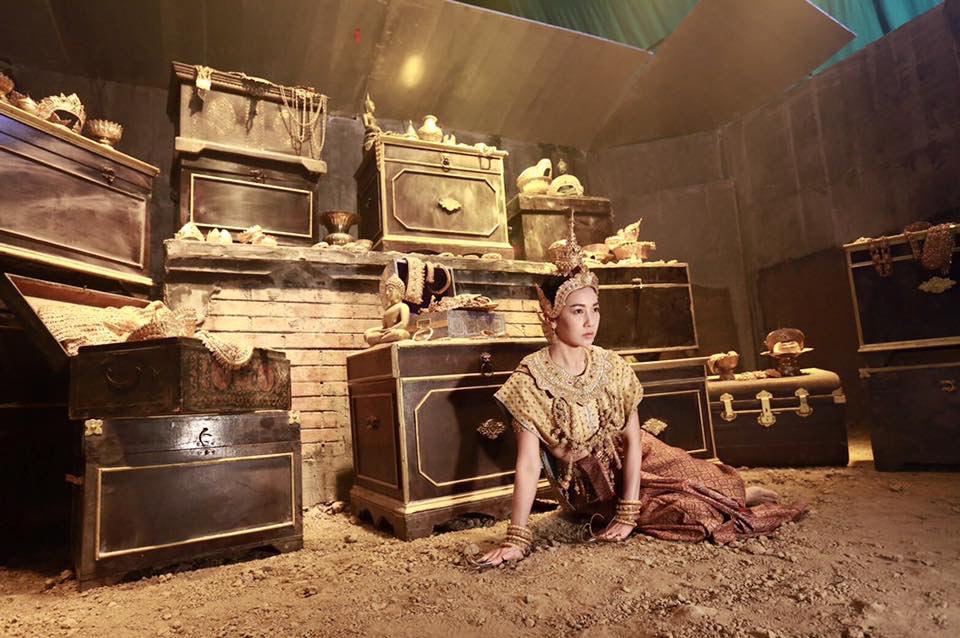 Blood And Treasures Netflix Thai TV Series
