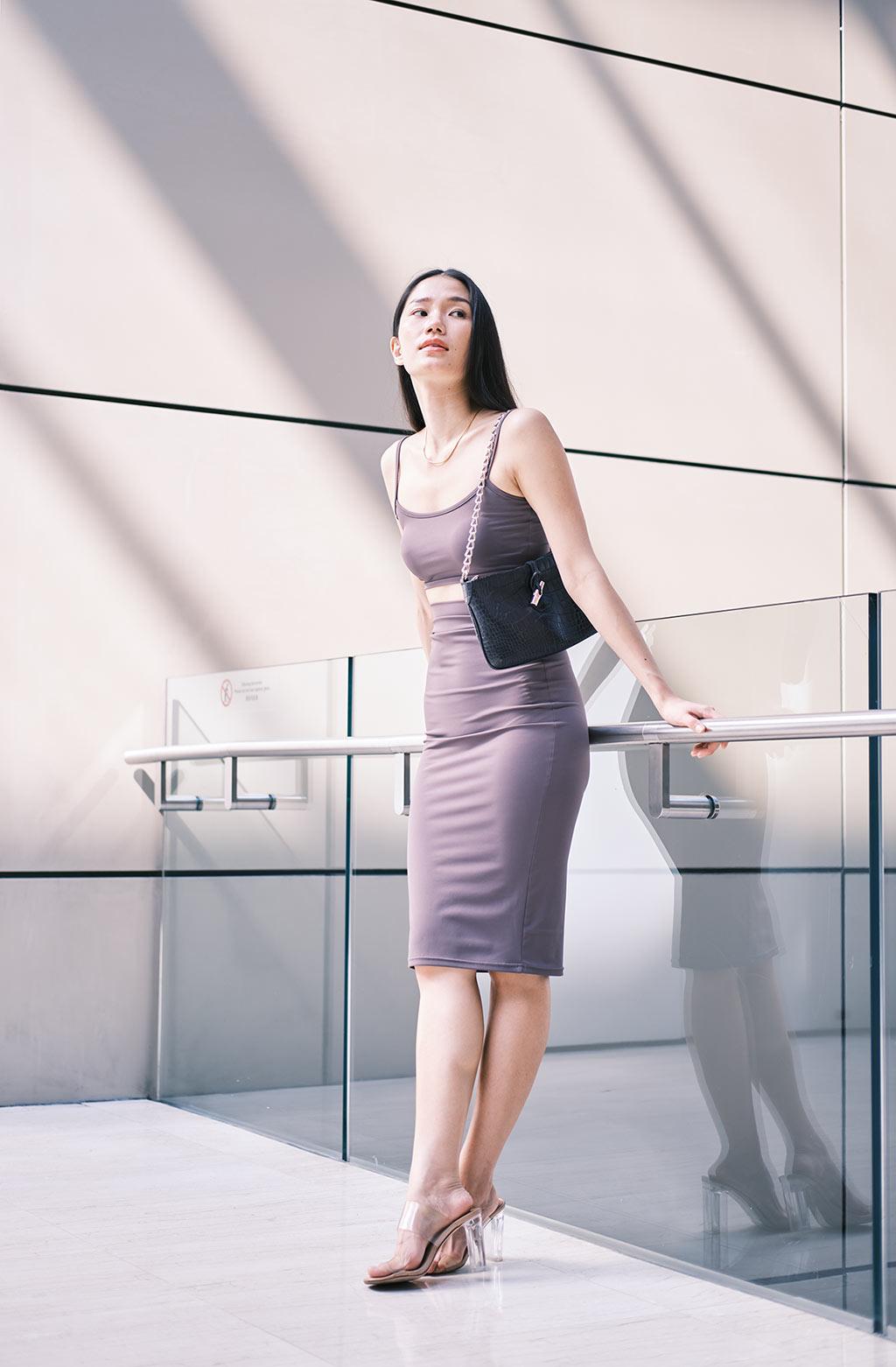 Urban Chic Street Fashion Custom Film Recipe for Fujifilm