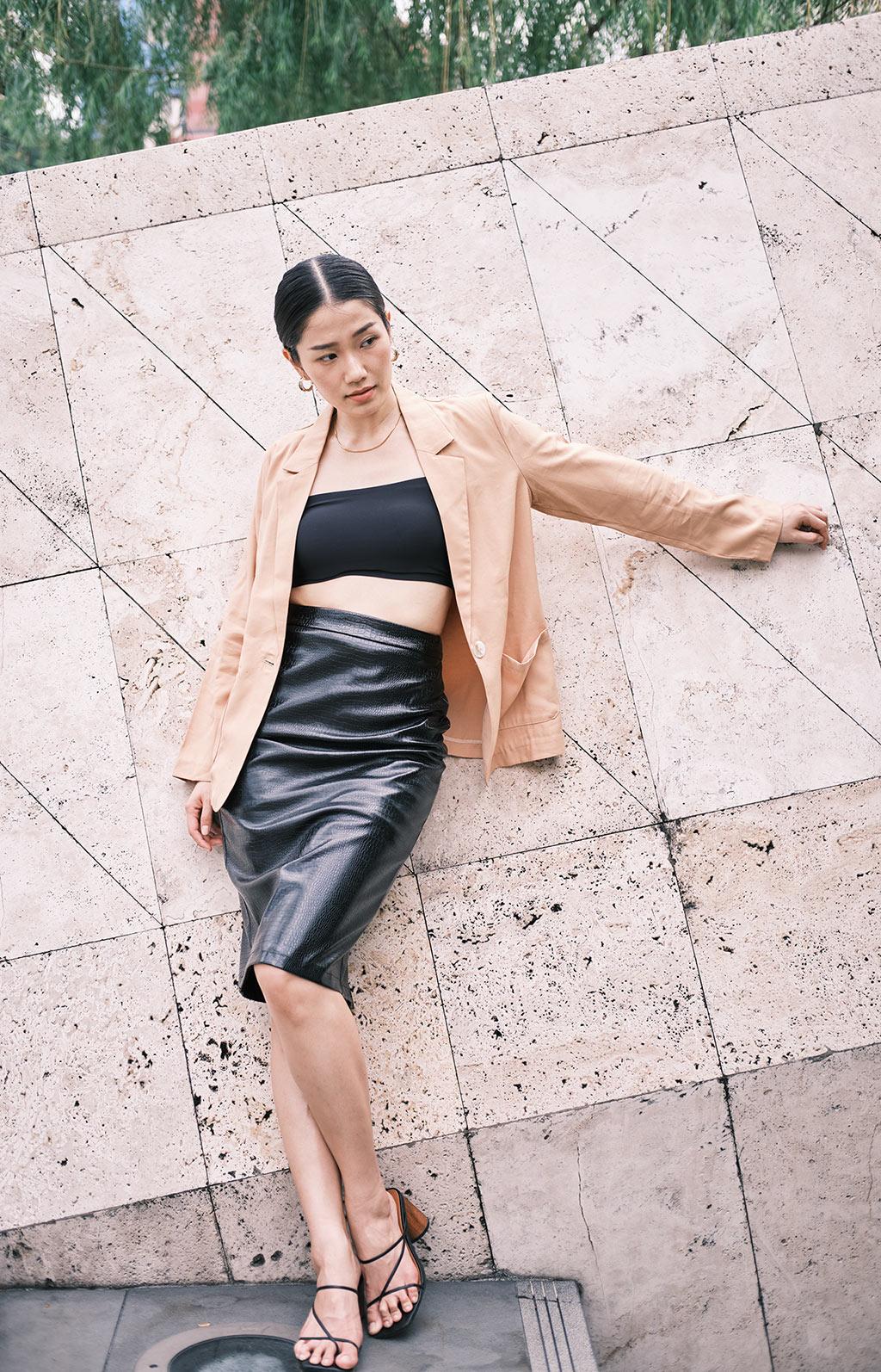 Urban Chic Fashion Film Recipe Fuji X-T4