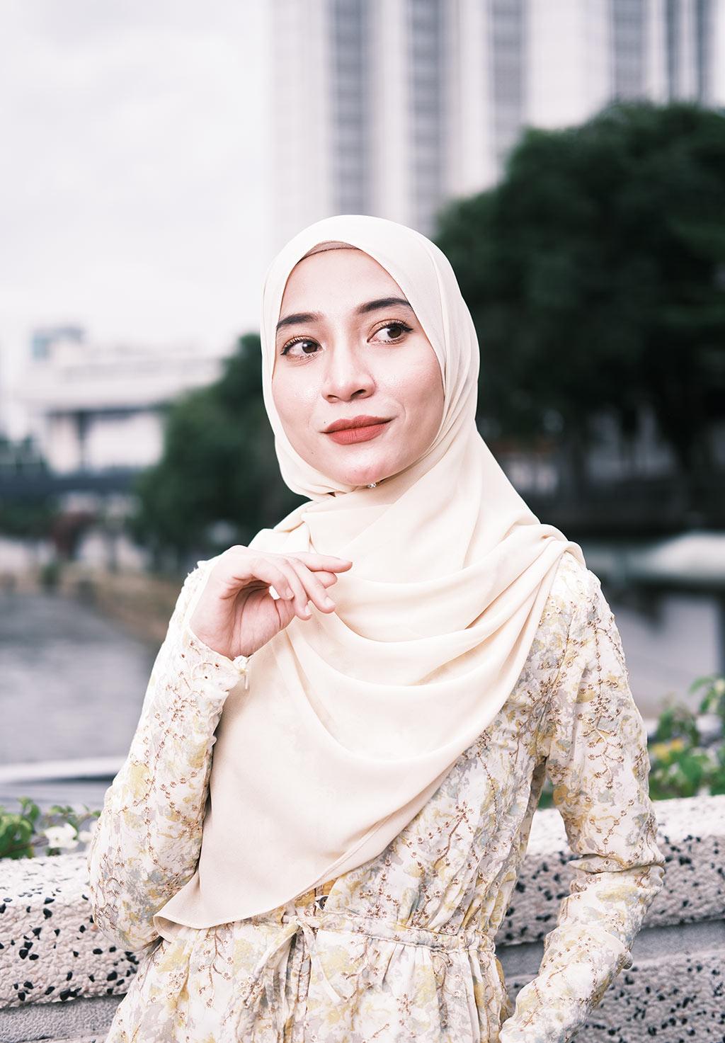 Urban Chic Film Recipe - Muslimah Fashion KL