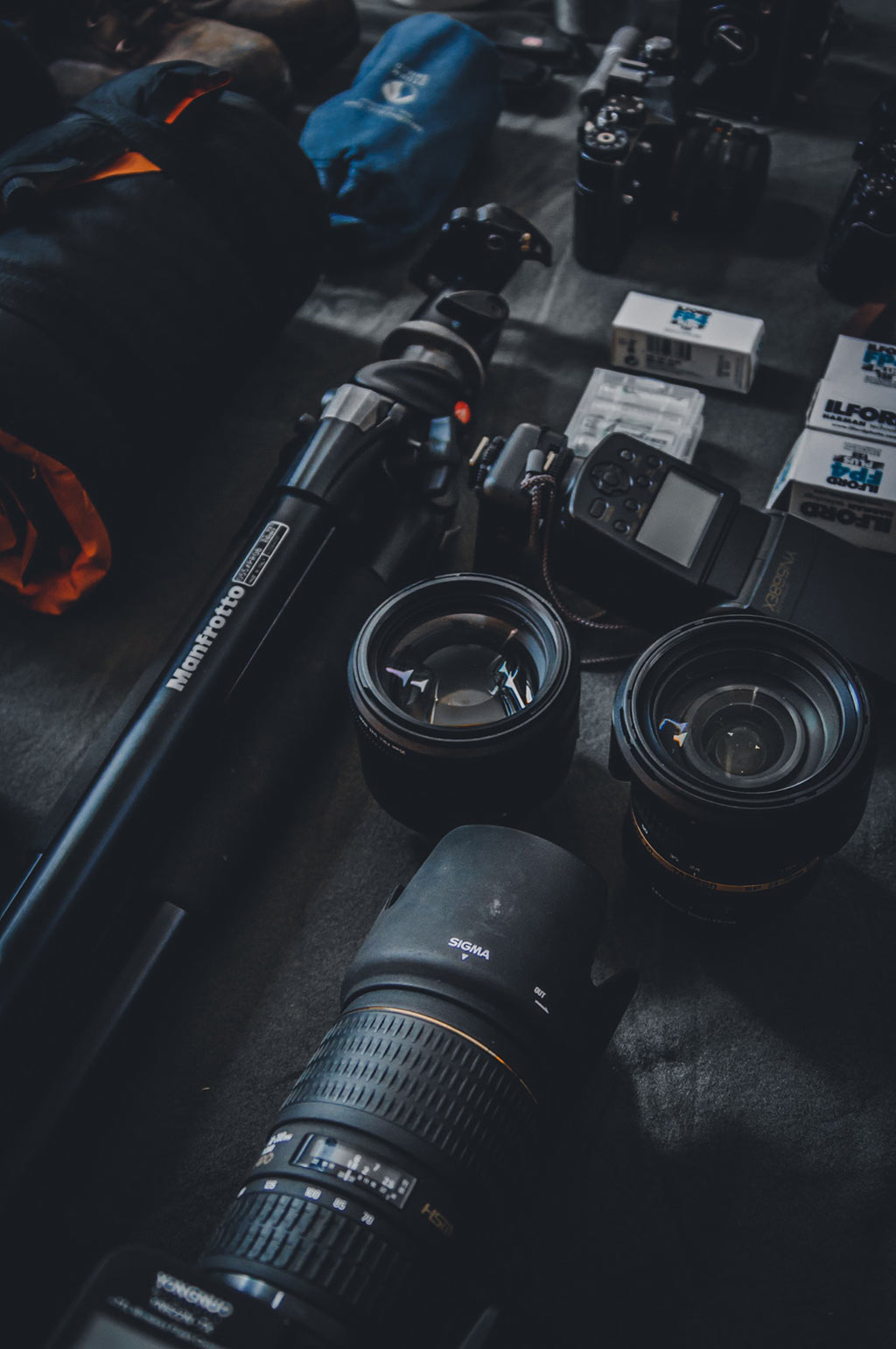 Camera Gear For Travel - Vacation Photography Guide