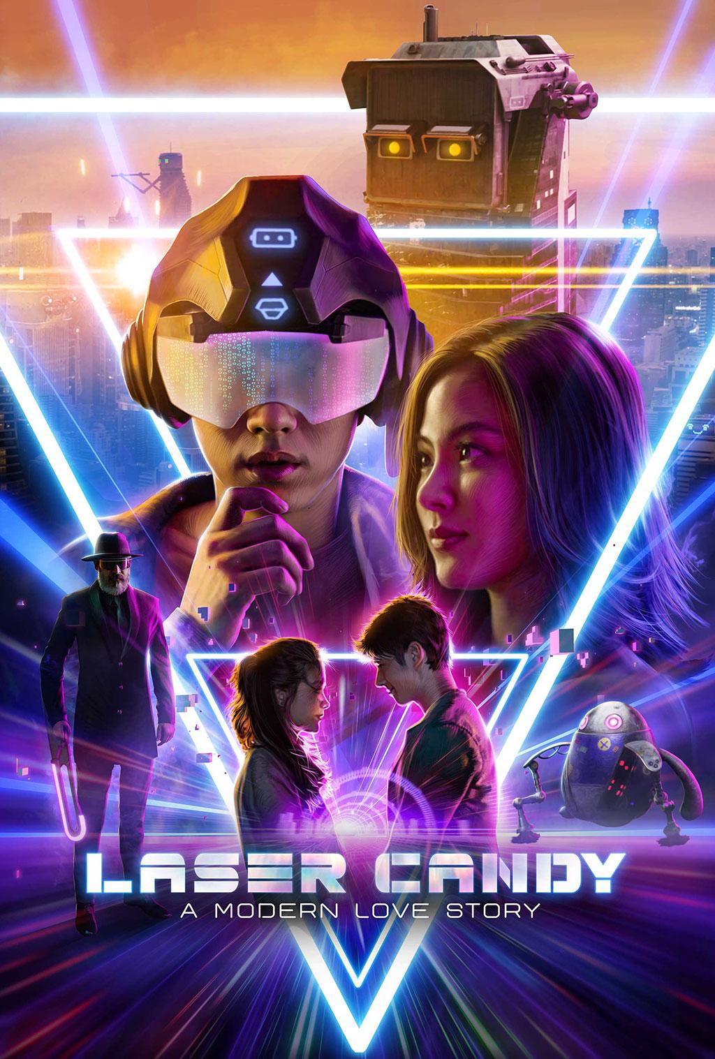 Laser Candy - Baifern & Mario Maurer 2021 Movie