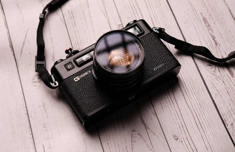 Yashica Electro 35 GTN Film Camera Review